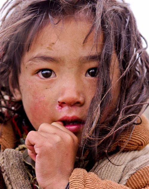 There is a special place in our hearts for children in need. Here are 25 faces that should inspire all of us to start making a difference! #Poverty #Faces #Children