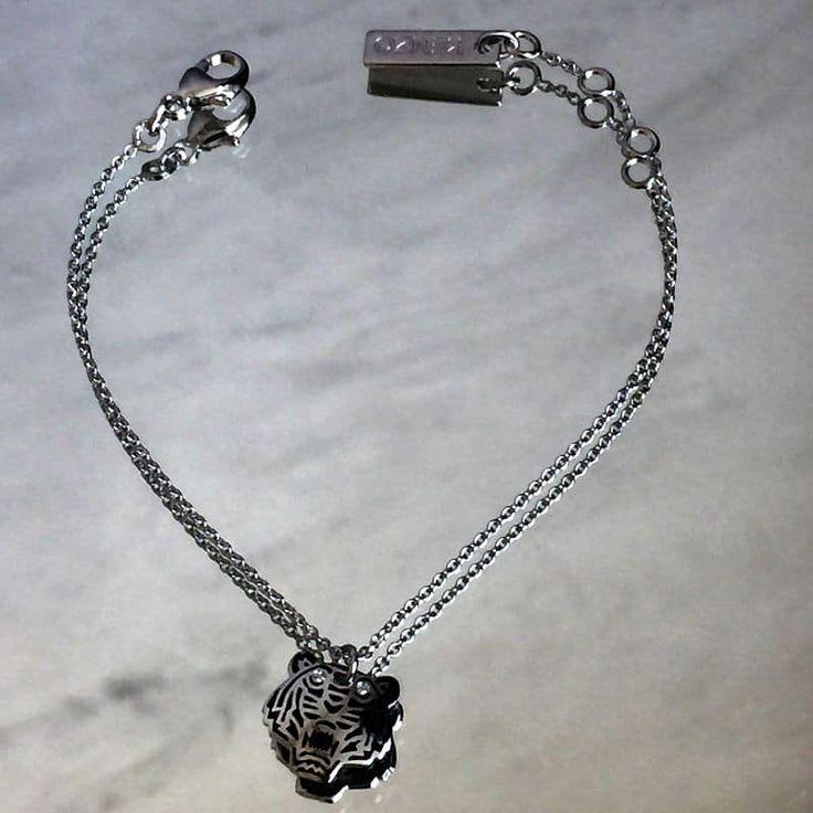 Superbe bracelet KENZO le tigre