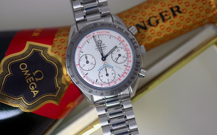 OMEGA Speedmaster Automatic Torino 2006 – My personal experience with buying a wristwatch at an auction!