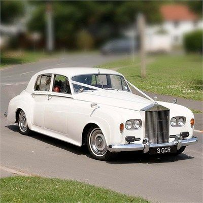 I think for my silver anniversary I am going to get my Rolls Royce rental since I didn't get to do it for my wedding! (Don't regret not having a Rolls at your wedding!) - WBIT