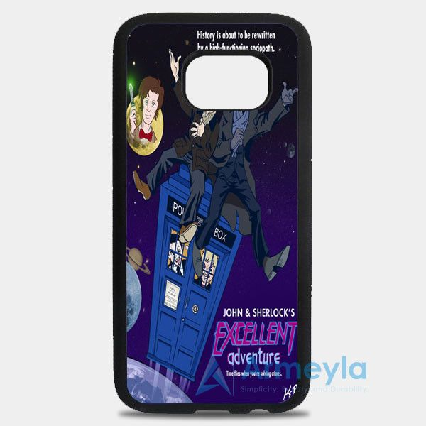 Tardis Sherlock John Samsung Galaxy S8 Plus Case | armeyla.com