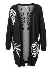 Oversize cardigan from JUNAROSE #junarose #cardigan #wrapup #plussize