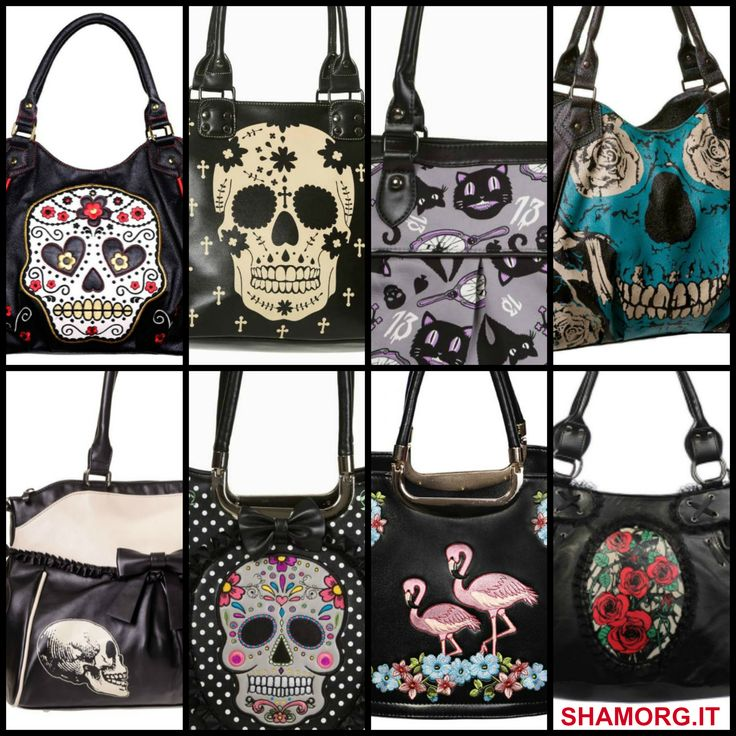 ► BAGS FLASH SALE IS ACTIVE! 👜 ☠  HURRY UP...only few days remaining  ⏰ ⏳ #shamorg #skullbags #flashsales