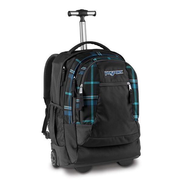 Jansport Driver 8 Laptop Wheeled Backpack