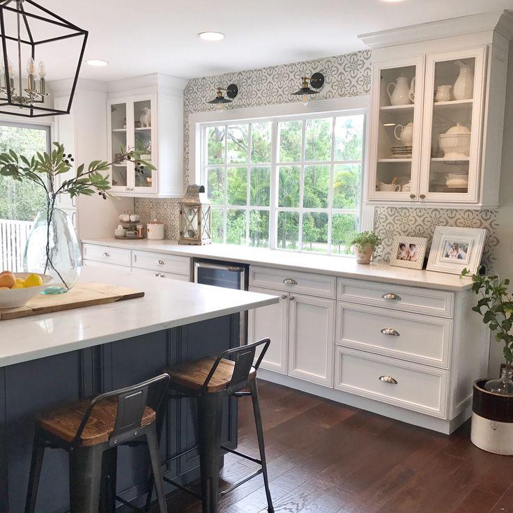 8 besten Küche Bilder auf Pinterest | Küchen, Wandfarben und Hausbau