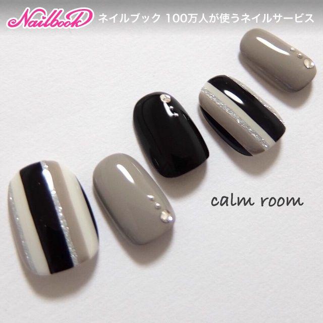 All season / party / dating / hand / simple-calm_room nail design[No.1889930]  Nail book