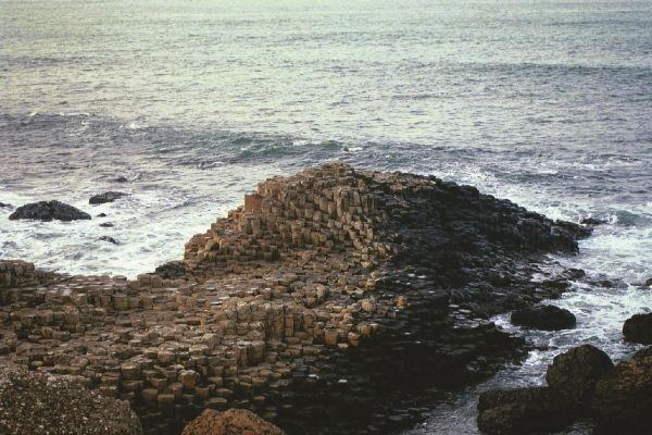 Giant's Causeway, Ireland - would live to soak up the history here