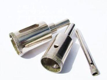 dremel diamond bits. diamond core drills. 4mm - 50mm. these drill bits are still our dremel g