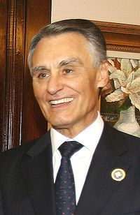 Aníbal António Cavaco Silva, President of Portugal