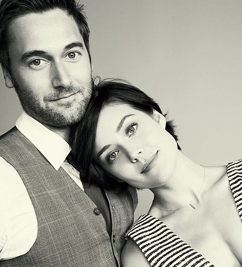 "We Dont Work Together Anymore."" - Ryan Eggold and Megan Boone in Blacklist"