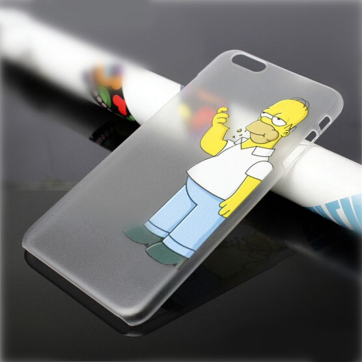 TPU Scrub case Simpson spider cartoon For iphone 6 6s plus 7 7 plus 5 5S SE case phone cases cover bag mobile phone case fashion //Price: $5.99 & FREE Shipping //     #hashtag2