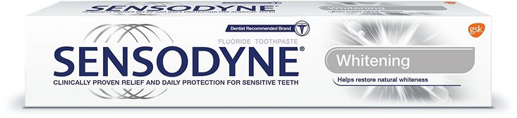 Sensodyne Whitening Toothpaste With Fluoride 70 gm *** Click image to review more details.