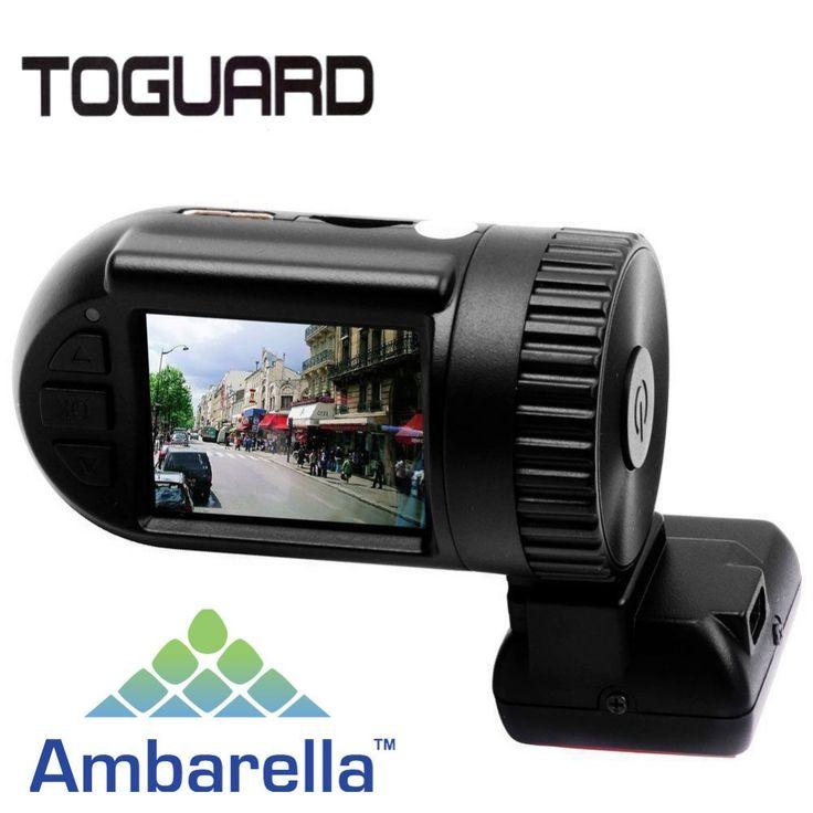 """1.5 """"LCD Asli Ambarella A7LA50D Super HD 1296 P Mini 0805 Mobil DVR kamera Dash Cam Auto Video Registrator Mobil GPS Logger + WDR"""