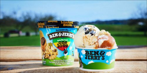 Ben & Jerrys Bob Marley Ice Cream Is Now Available In...