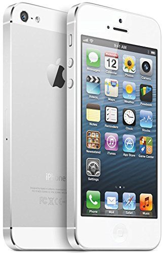 awesome Apple iPhone 5 - 32GB Unlocked - White (Certified Refurbished)