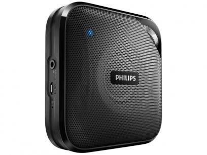 Caixa de Som Bluetooth Philips BT2500B/00 3W - USB Wireless Função Anticorte com as melhores condições você encontra no Magazine Nereir. Confira!