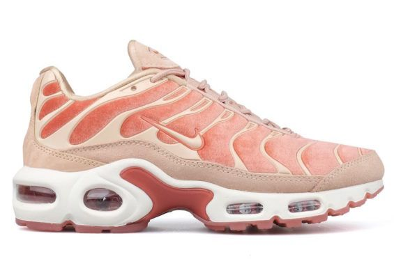 c07067e72b Release Date: Nike Air Max Plus Lux Dusty Peach Made exclusively for the  ladies,