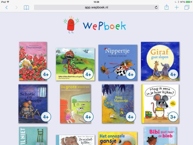 App tips voor het leerdoel woordenschat bij kleuters
