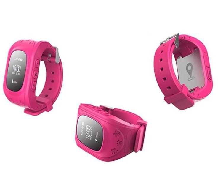 GPS Tracker Kids Smart Watch / W50