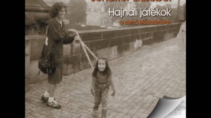 Schäffer Erzsébet: Hajnali játékok - hangoskönyv