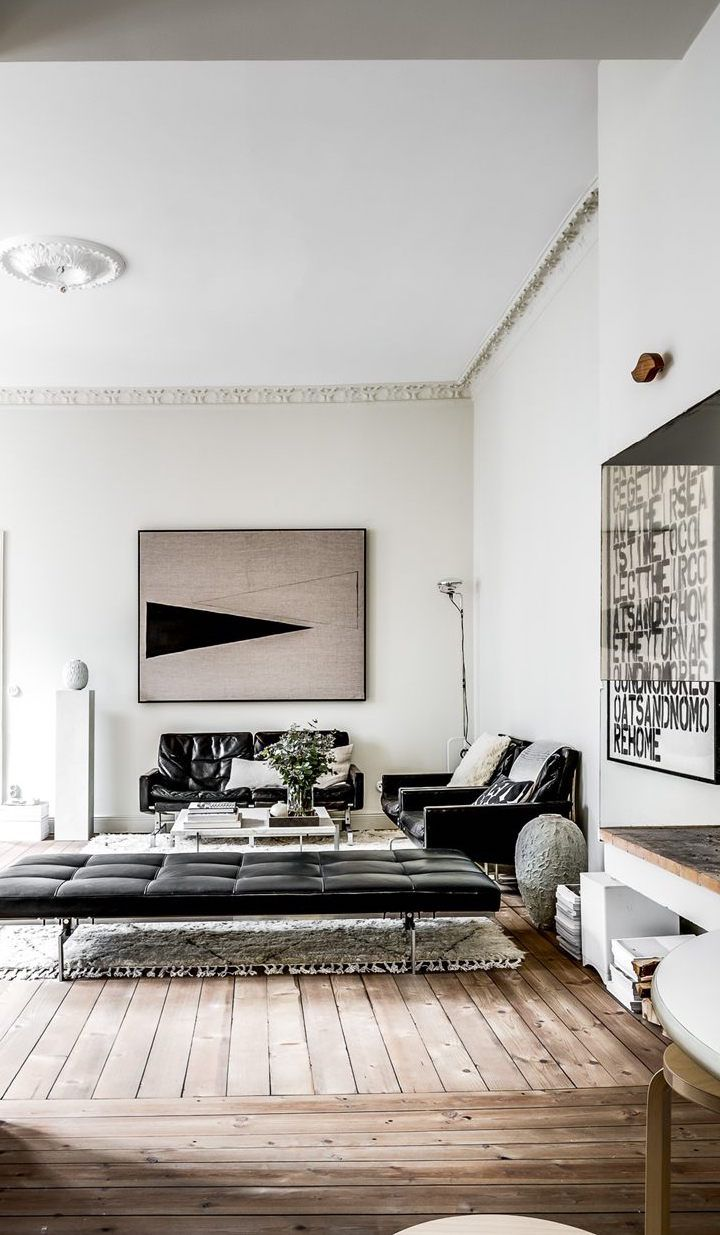 Turn of the century home with stylish details - via Coco Lapine Design