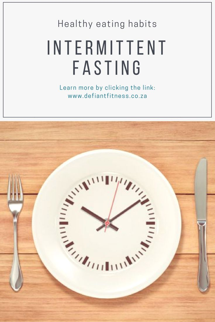 Intermittent Fasting | Dieting protocols | How to use intermittent fasting