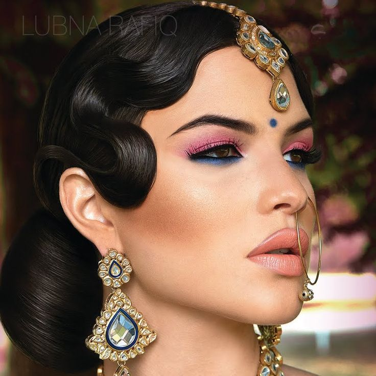 Lubna's rendition of an exotic, asian bride is truly breathtaking. Discover …