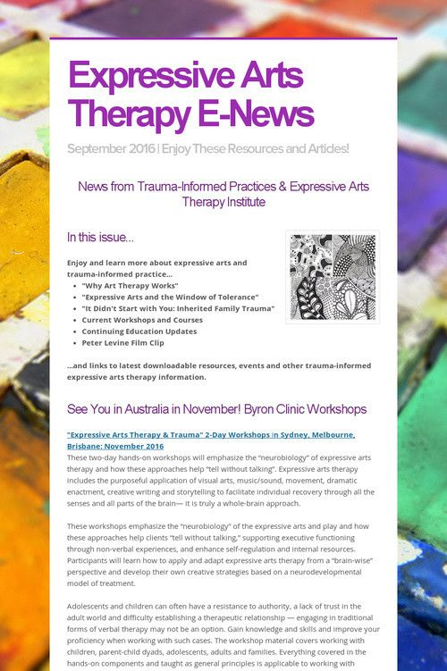 creative writing therapy exercises Creative, artistic, and expressive therapies for ptsd  include expressive writing and expressive group therapy, a range of creative therapies (eg, art, music, body-oriented), and  specifics about each type of creative therapy are presented below art therapies involve patients using some medium.