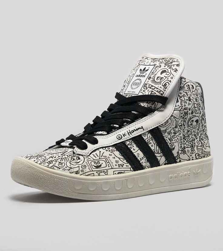 adidas Originals Keith Haring Adicolor Hi BK2