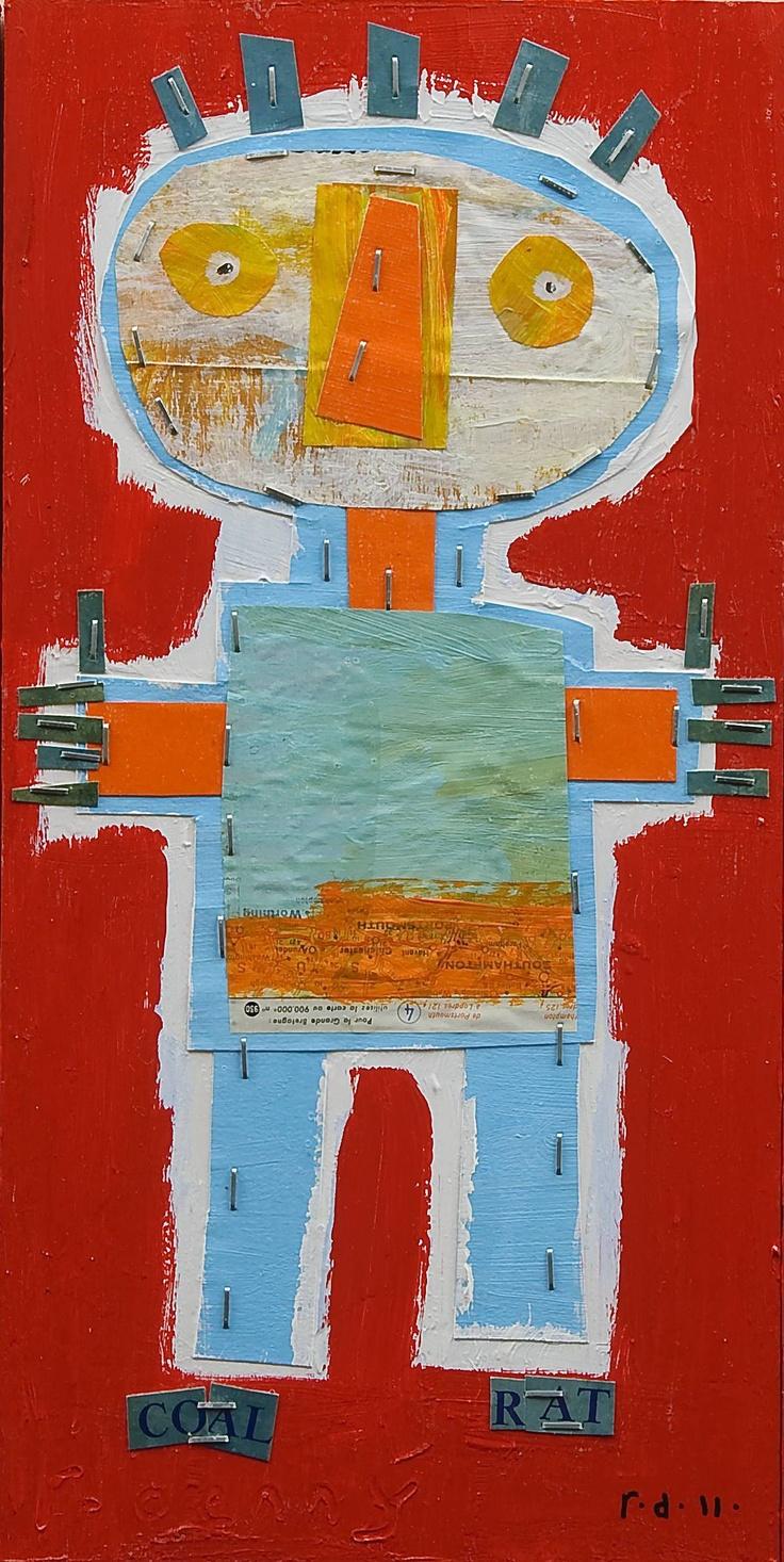 Richard Denny  Coal Rat - 2011
