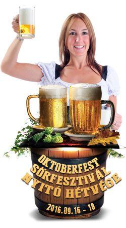 Októberfest Sörfesztivál München