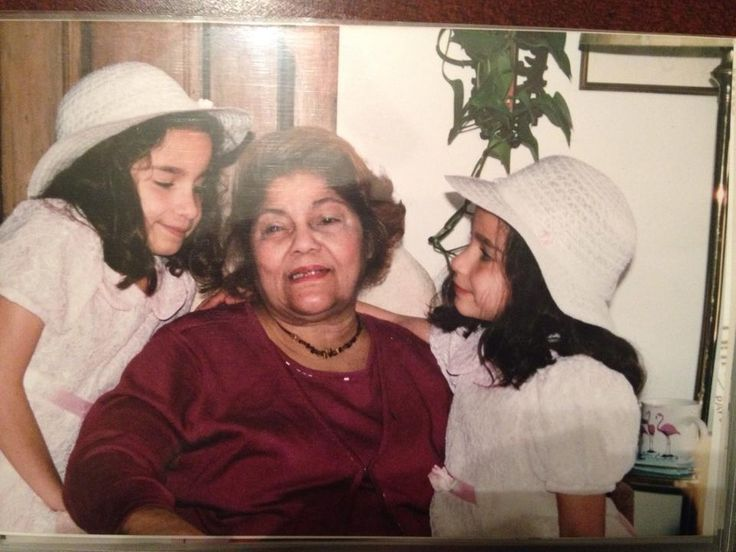 Miss you Grandma Juana
