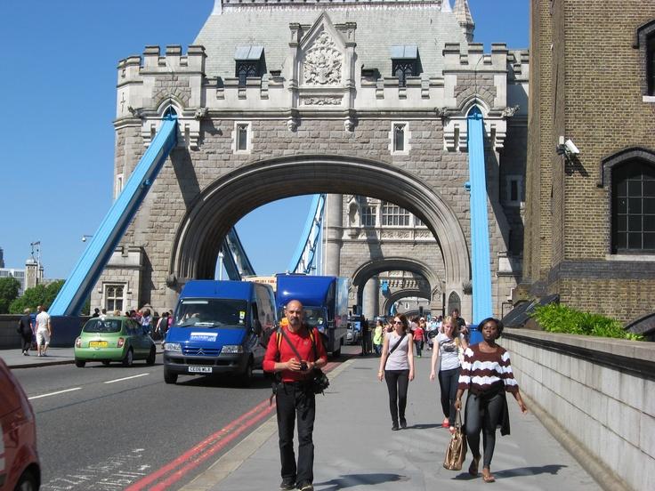 London 2011 #greatwalker