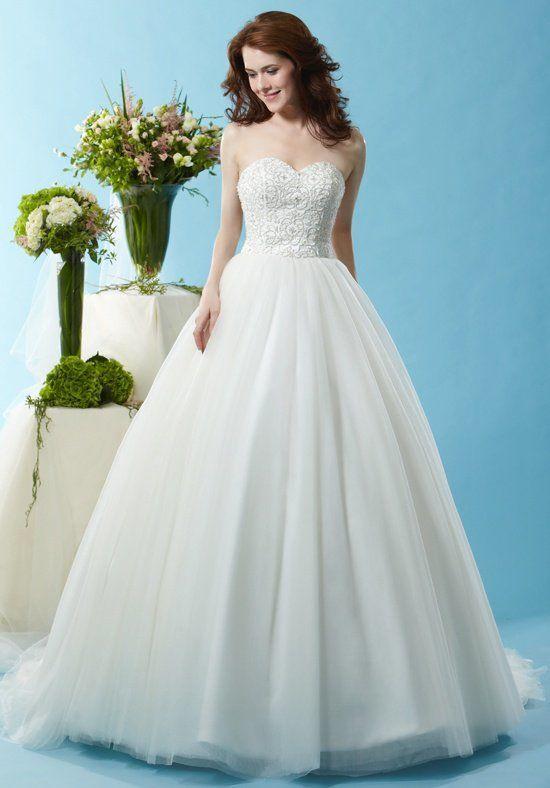 Eden Bridals BL122 Ball Gown Wedding Dress
