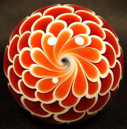looks like a flower - #route66glassworks.com
