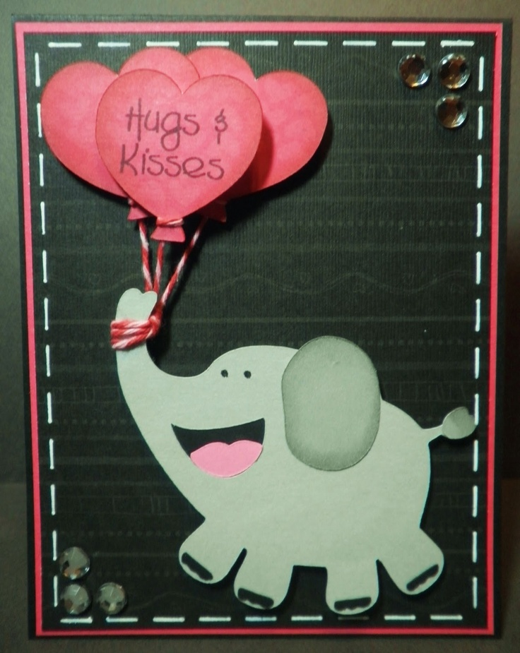 @jecy furlani cute!: Cards Kids Birthday, Cards Galore, Valentine Cards, Cards 2 So, Cards Tags, Cards Valentines, Scrapbooking Valentine S Cards, Card Ideas, Craft Ideas