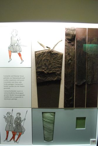 The Vikings of Bjornstad - Viking Museum Haithabu  Hose and leggings