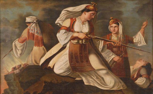 Οι γυναίκες της επανάστασης. Ποια ήταν η Κωνσταντία που κατέβασε την ημισέληνο από τα μουσουλμανικά τεμένη και η κυρά-Μανώλαινα που μετέφερε, κρυφά μέσα στα ρούχα, μπαρούτι στους αγωνιστές - ΜΗΧΑΝΗ ΤΟΥ ΧΡΟΝΟΥ