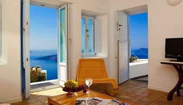 Τα 11 καλύτερα ξενοδοχεία στην Σαντορίνη! Aria Suites