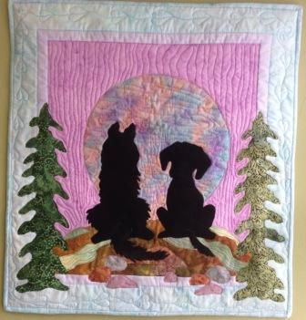 1000 Images About Dog Quilts On Pinterest Quilt