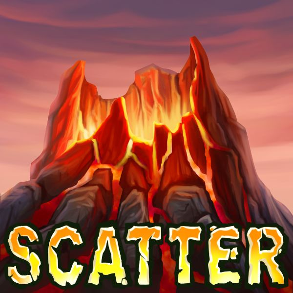 Watch out for the scatter symbol in the Dragon Island video slot  - https://www.wintingo.com/
