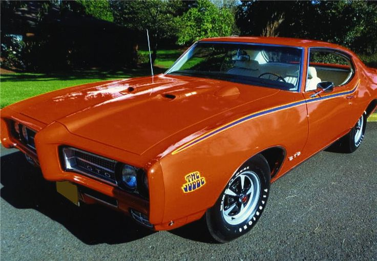 1969 PONTIAC GTO JUDGE Lot 1044 | Barrett-Jackson Auction Company