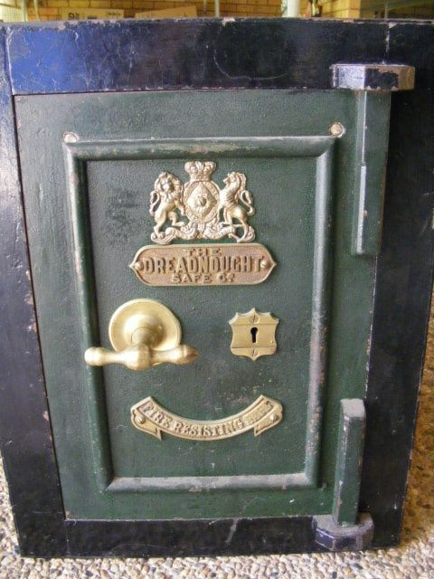 25 Best Antique Safe Ideas On Pinterest