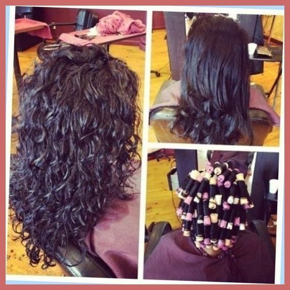 Curly Hair On Pinterest Perms Body Wave Perm And Loose