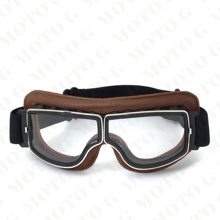 2016 NEW WWII Vintage Harley style motorcycle gafas motocross moto goggles…