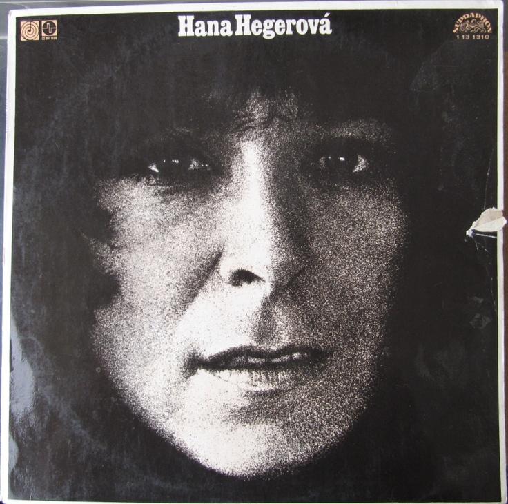 Hana Hegerová - Recital 2 (front)