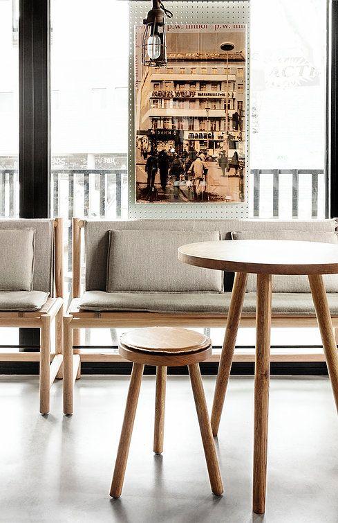Pipkorn & Kilpatrick Interior Architecture and design | Oxford Larder