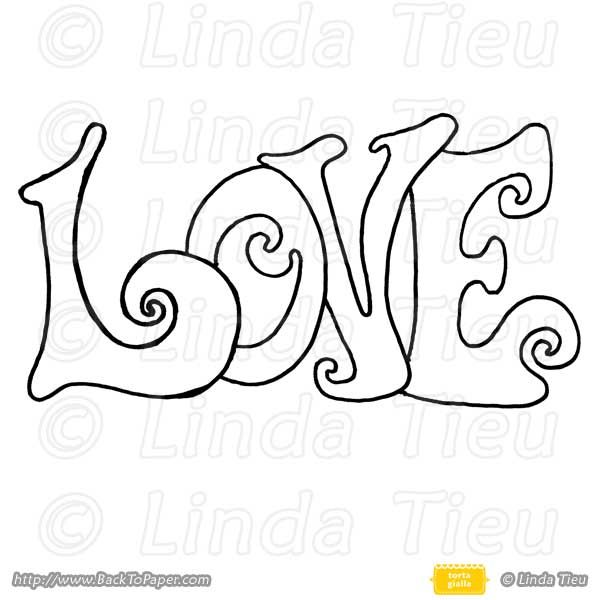 cute graphic digi stamp