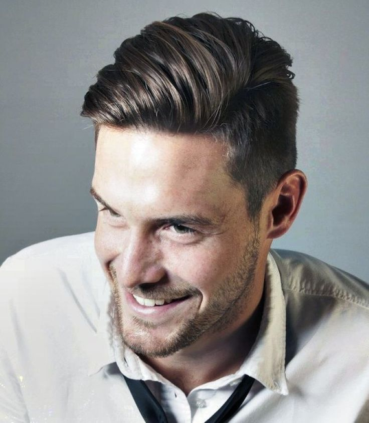 mens hairstyles short sides and back long top   Hairstyles   Pinterest ...