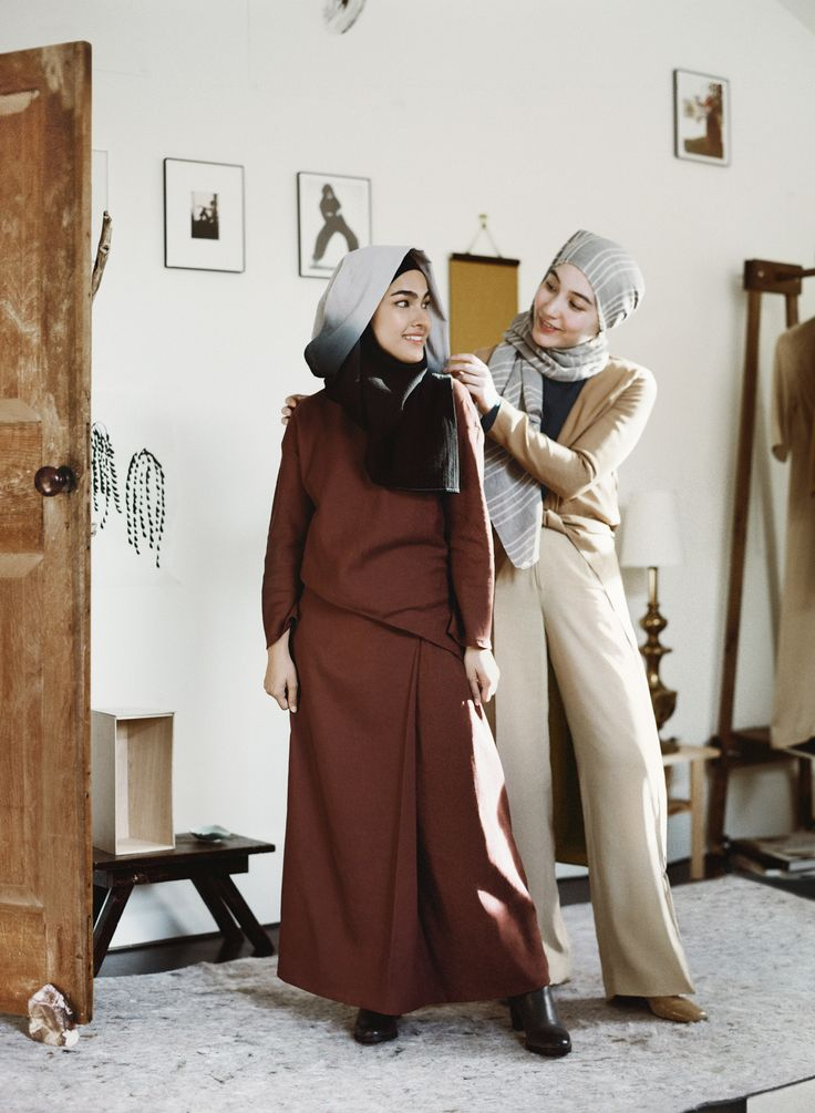 Hana Tajima and UNIQLO Fall/Winter 2016